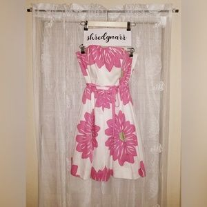 LN Adorable Lilly Knee Length Dress